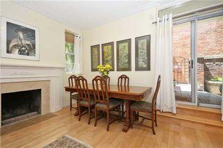 Photo 7: 52 St Nicholas St, Toronto, Ontario M4Y1W7 in Toronto: Condominium Townhome for sale (Bay Street Corridor)  : MLS®# C3518917