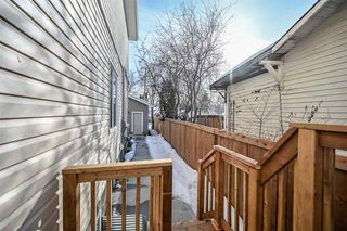 Photo 30: 10713 74 Avenue NW in Edmonton: Zone 15 Duplex Front and Back for sale : MLS®# E4189184