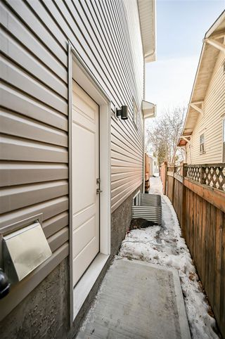 Photo 34: 10713 74 Avenue NW in Edmonton: Zone 15 Duplex Front and Back for sale : MLS®# E4189184