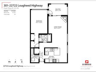 Photo 18: 301 22722 LOUGHEED Highway in Maple Ridge: East Central Condo for sale : MLS®# R2442148