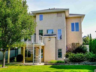 Photo 36: 226 FALCONER Link in Edmonton: Zone 14 House for sale : MLS®# E4193257