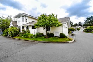"""Photo 1: 21 8737 212 Street in Langley: Walnut Grove Townhouse for sale in """"CHARTWELL GREEN"""" : MLS®# R2470711"""