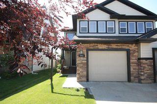 Main Photo: 9061 SCOTT Crescent in Edmonton: Zone 14 House Half Duplex for sale : MLS®# E4208467
