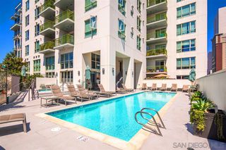 Photo 22: DOWNTOWN Condo for sale : 2 bedrooms : 1240 India Street #1707 in San Diego