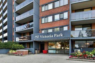Photo 1: 706 757 Victoria Park Avenue in Toronto: Oakridge Condo for sale (Toronto E06)  : MLS®# E4888203