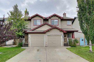 Main Photo: 9009 SCOTT Crescent in Edmonton: Zone 14 House Half Duplex for sale : MLS®# E4214271