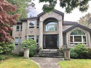 Photo 1: 6712 SELKIRK Street in Vancouver: South Granville House for sale (Vancouver West)  : MLS®# R2498645