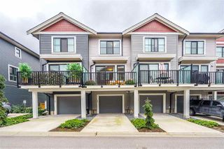 "Photo 1: 54 13260 236 Street in Maple Ridge: Silver Valley Townhouse for sale in ""ARCHSTONE ROCKRIDGE"" : MLS®# R2505320"
