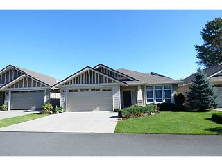 """Photo 1: 46431 STONEY CREEK Drive in Chilliwack: Sardis East Vedder Rd House for sale in """"Stoney Creek Ranch"""" (Sardis)  : MLS®# R2507612"""