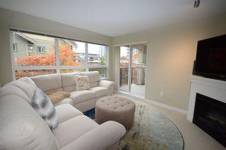 """Main Photo: 235 6828 ECKERSLEY Road in Richmond: Brighouse Condo for sale in """"SAFFRON"""" : MLS®# R2517564"""