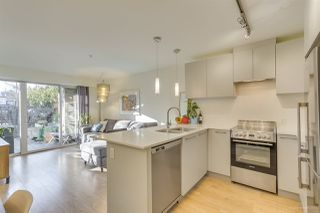 Photo 3: 103 1661 E 2ND Avenue in Vancouver: Grandview Woodland Condo for sale (Vancouver East)  : MLS®# R2522237