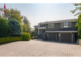 "Photo 1: 14502 MALABAR Crescent: White Rock House for sale in ""WHITE ROCK HILLSIDE WEST"" (South Surrey White Rock)  : MLS®# R2526276"