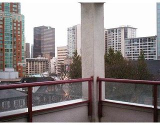 Photo 8: 503 1042 NELSON ST in Vancouver: House for sale (West End VW)  : MLS®# V622002
