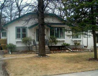 Photo 1: 40 KINGSTON Row in WINNIPEG: St Vital Single Family Detached for sale (South East Winnipeg)  : MLS®# 2706025