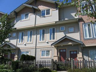 "Photo 1: 56 5839 PANORAMA Drive in Surrey: Sullivan Station Townhouse for sale in ""Forest Gate"" : MLS®# F2720827"