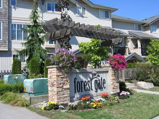 """Photo 10: 56 5839 PANORAMA Drive in Surrey: Sullivan Station Townhouse for sale in """"Forest Gate"""" : MLS®# F2720827"""