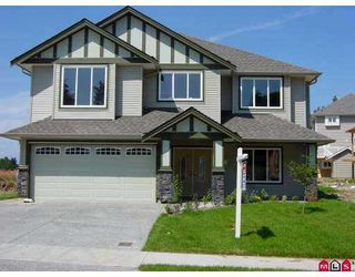 Photo 1: 27637 SIGNAL Court in Abbotsford: Aberdeen House for sale : MLS®# F2726446