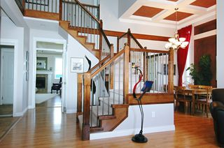 "Photo 3: 16963 61B AV in Surrey: Cloverdale BC House for sale in ""PARKVIEW TERRACE"" (Cloverdale)  : MLS®# F2609499"