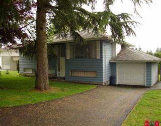 "Photo 1: 15099 BLUEBIRD CR in Surrey: Bolivar Heights House for sale in ""Birdland"" (North Surrey)  : MLS®# F2612429"