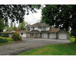 Photo 1: 26674 100TH Avenue in Maple_Ridge: Thornhill House for sale (Maple Ridge)  : MLS®# V709070