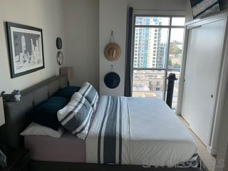 Photo 11: DOWNTOWN Condo for rent : 1 bedrooms : 801 Ash #902 in San Diego