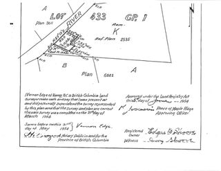 Photo 2: RIVER ROAD in Maple Ridge: Whonnock Land for sale : MLS®# R2390591