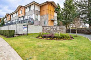 "Photo 3: 55 34248 KING Road in Abbotsford: Poplar Townhouse for sale in ""Argyle"" : MLS®# R2435968"