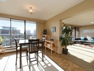 Photo 3: 503 777 Blanshard St in VICTORIA: Vi Downtown Condo for sale (Victoria)  : MLS®# 834037