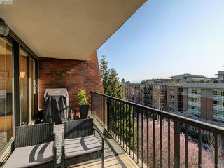 Photo 2: 503 777 Blanshard St in VICTORIA: Vi Downtown Condo for sale (Victoria)  : MLS®# 834037
