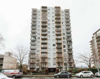Photo 18: 607 1146 HARWOOD STREET in Vancouver: West End VW Condo for sale (Vancouver West)  : MLS®# R2143733