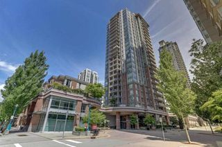 "Photo 1: 903 1155 THE HIGH Street in Coquitlam: North Coquitlam Condo for sale in ""M ONE"" : MLS®# R2470500"