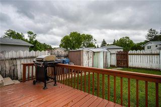 Photo 27: 405 Keenleyside Street in Winnipeg: East Elmwood Residential for sale (3B)  : MLS®# 202015318