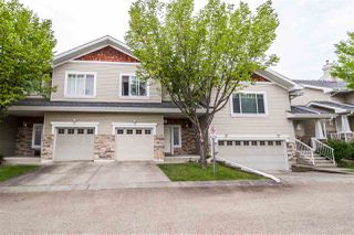 Main Photo: 35 2508 Hanna Crescent in Edmonton: Zone 14 Townhouse for sale : MLS®# E4207320