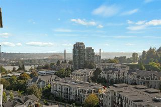 "Photo 20: 1207 271 FRANCIS Way in New Westminster: Fraserview NW Condo for sale in ""PARKSIDE TOWER"" : MLS®# R2507810"