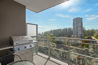 "Photo 18: 1207 271 FRANCIS Way in New Westminster: Fraserview NW Condo for sale in ""PARKSIDE TOWER"" : MLS®# R2507810"