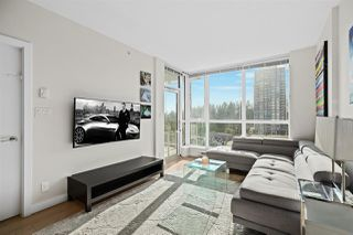 "Photo 8: 1207 271 FRANCIS Way in New Westminster: Fraserview NW Condo for sale in ""PARKSIDE TOWER"" : MLS®# R2507810"