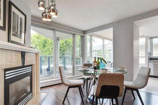 """Photo 4: 311 1383 MARINASIDE Crescent in Vancouver: Yaletown Condo for sale in """"THE COLUMBUS"""" (Vancouver West)  : MLS®# R2517946"""