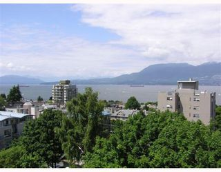 """Photo 8: 807 2370 W 2ND Avenue in Vancouver: Kitsilano Condo for sale in """"CENTURY  HOUSE"""" (Vancouver West)  : MLS®# V796883"""