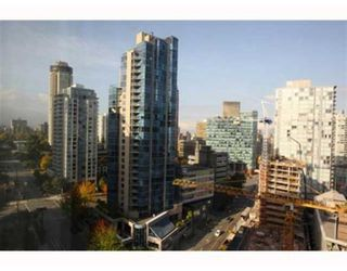 Photo 1: # 1703 588 BROUGHTON ST in Vancouver: Condo for sale : MLS®# V792587