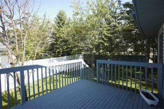 Photo 29: 17 9731 174 Street in Edmonton: Zone 20 House Half Duplex for sale : MLS®# E4170843