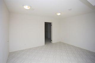 Photo 23: 17 9731 174 Street in Edmonton: Zone 20 House Half Duplex for sale : MLS®# E4170843