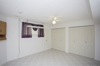 Photo 21: 17 9731 174 Street in Edmonton: Zone 20 House Half Duplex for sale : MLS®# E4170843