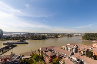 Photo 18: 1808 10 LAGUNA COURT in New Westminster: Quay Condo for sale : MLS®# R2400022