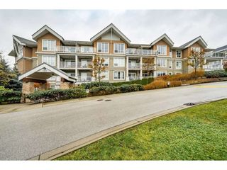 "Main Photo: 105 6420 194 Street in Surrey: Clayton Condo for sale in ""WATERSTONE"" (Cloverdale)  : MLS®# R2418853"
