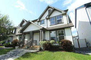 Photo 2: 6004 SOUTH TERWILLEGAR Boulevard in Edmonton: Zone 14 House Half Duplex for sale : MLS®# E4183988
