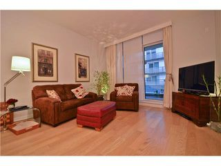 Main Photo: 311-77 Walter Hardwick Ave. in Vancouver West: False Creek Condo for rent