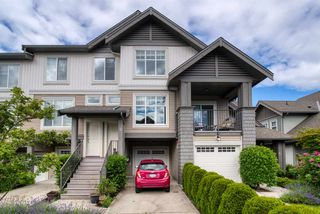 "Photo 1: 6 6233 TYLER Road in Sechelt: Sechelt District Townhouse for sale in ""THE CHELSEA"" (Sunshine Coast)  : MLS®# R2470875"