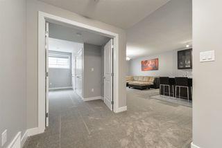 Photo 32: 4209 KENNEDY Court in Edmonton: Zone 56 House Half Duplex for sale : MLS®# E4204529