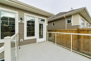Photo 39: 4209 KENNEDY Court in Edmonton: Zone 56 House Half Duplex for sale : MLS®# E4204529