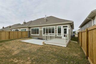 Photo 3: 4209 KENNEDY Court in Edmonton: Zone 56 House Half Duplex for sale : MLS®# E4204529